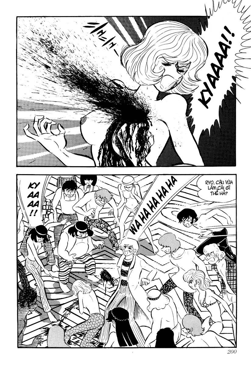 DevilMan chapter 4.2 trang 3
