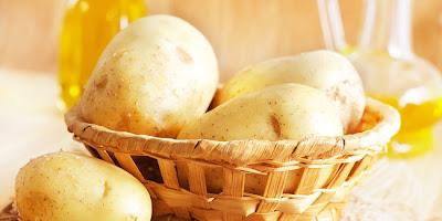 Kulit Kentang & Ketimun Ternyata Kaya Nutrisi?