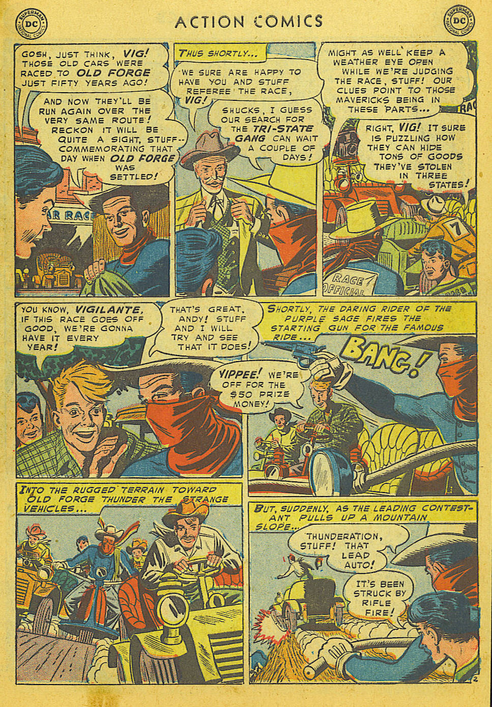 Read online Action Comics (1938) comic -  Issue #186 - 28