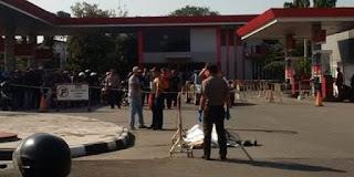 Polisi Beberkan Peran Perampok Maut di SPBU Daan Mogot