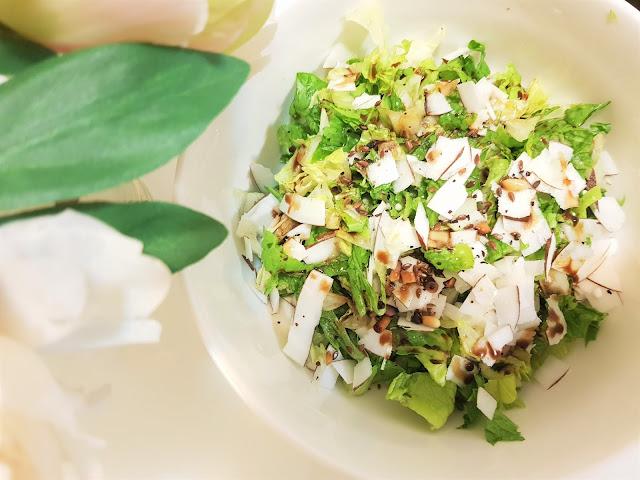 Simple Vegan Recipes - Healthy Delicious Salad - Vegan Salad