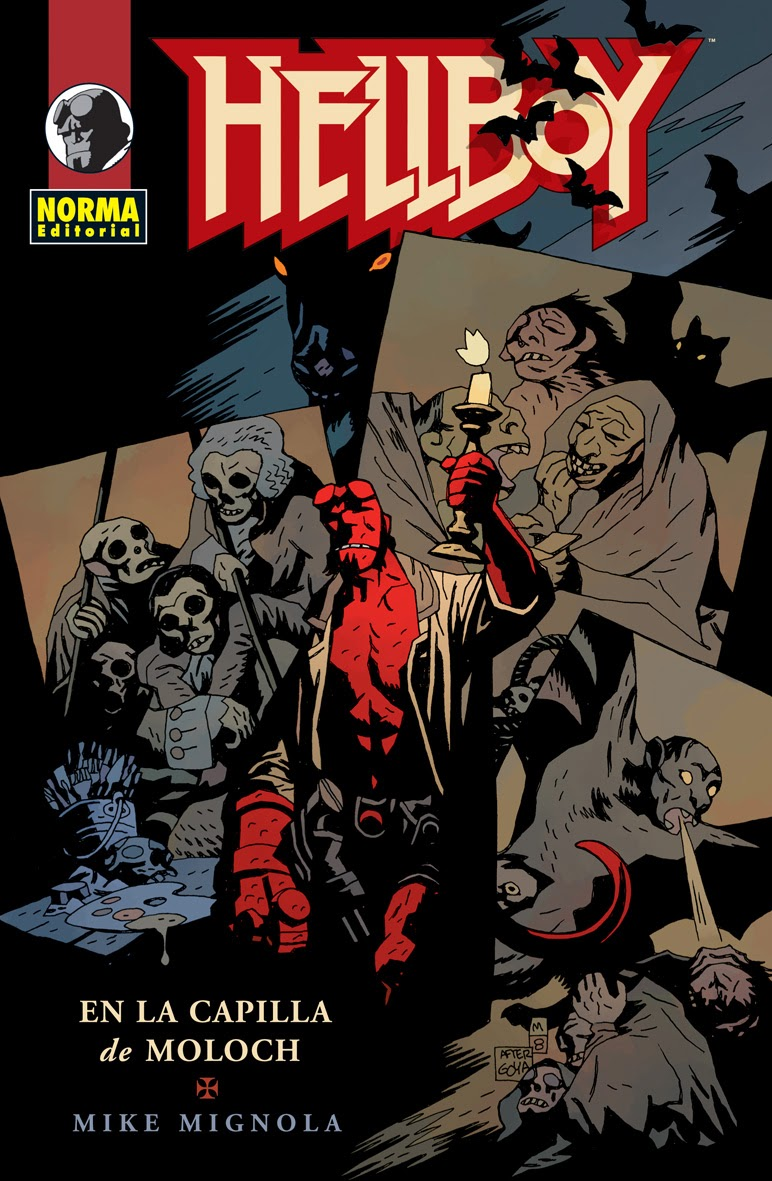 Hellboy Comic