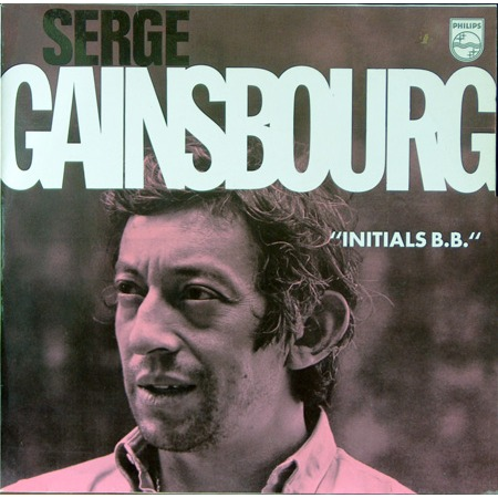 Initials BB Gainsbourg