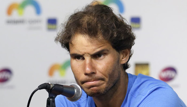Miami Open: Ailing Rafael Nadal retires
