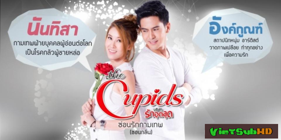 Phim Thần Mai Mối 4: Nữ Thần Chạy Trốn Con Tim Hoàn Tất (07/07) VietSub HD | The Cupids Series 4: Loob Kom Kammathep 2017