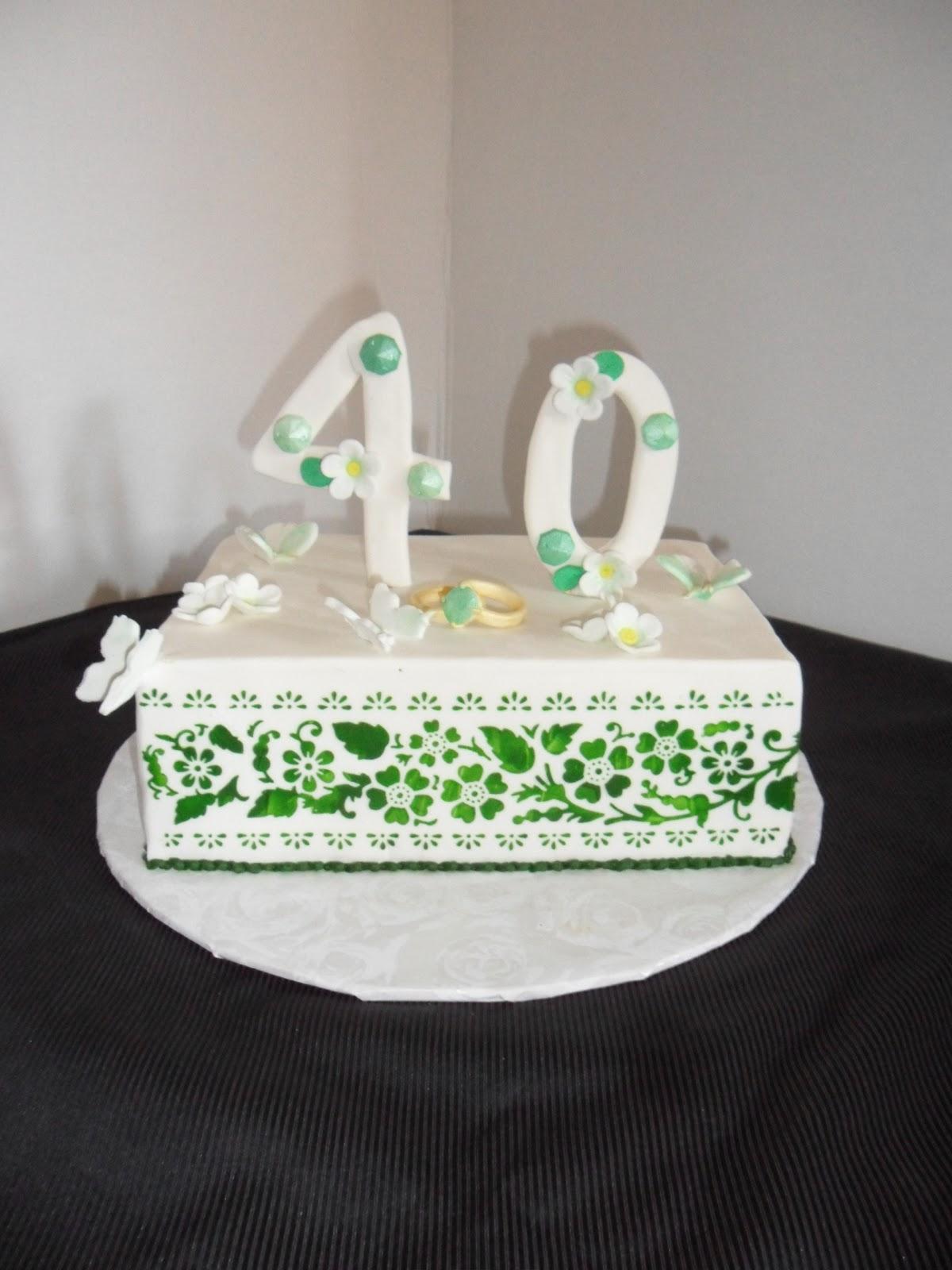 Famoso Mary opere di fantasia: Nozze di smeraldo!! KD51