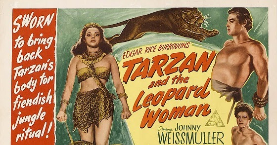 Heropress Pulp Picture Of The Week Tarzan And The