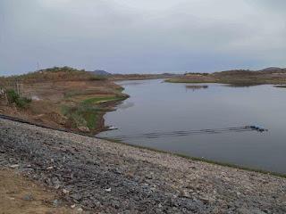 Com 28,91 milhões de m³, Boqueirão está a 1% de deixar racionamento em CG