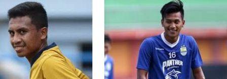 Dua Pemain Persib Dicoret dari Skuat Timnas U-22