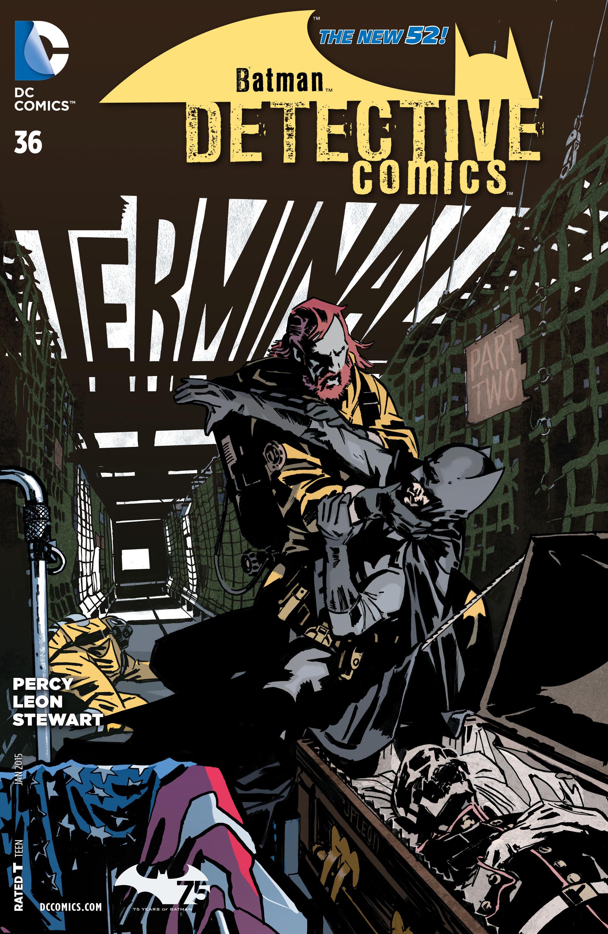 Detective Comics (2011) 36 Page 1
