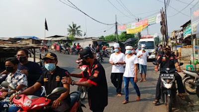 Ormas PPBNI Satria Banten Kecamatan Sepatan Timur Akan Selalu Bersinergi