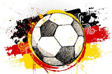 GERMAN FOOTBALL - Frequency + Code