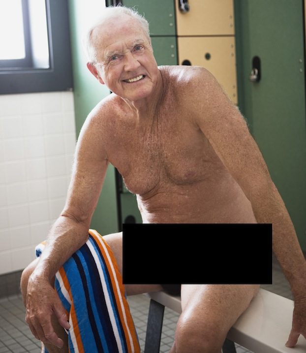 men locker room Mature