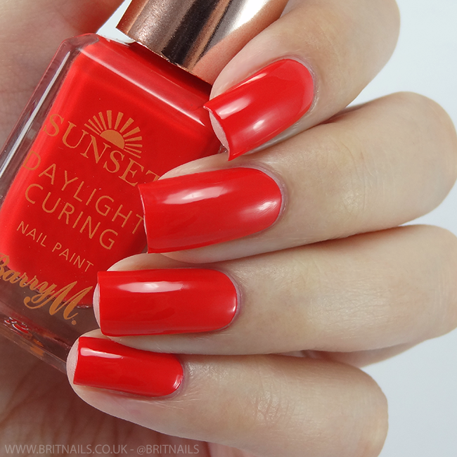 Barry M All The Things She Red