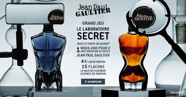 39 Parfums Le Male et Classique Essence de Jean-Paul Gaultier à gagner !