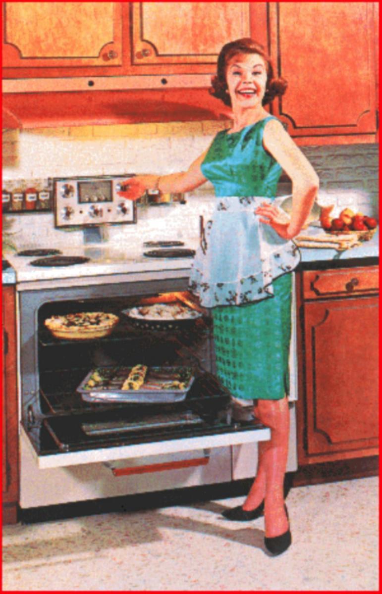 The Turnipsutra: So I'm officially Debbie Homemaker.