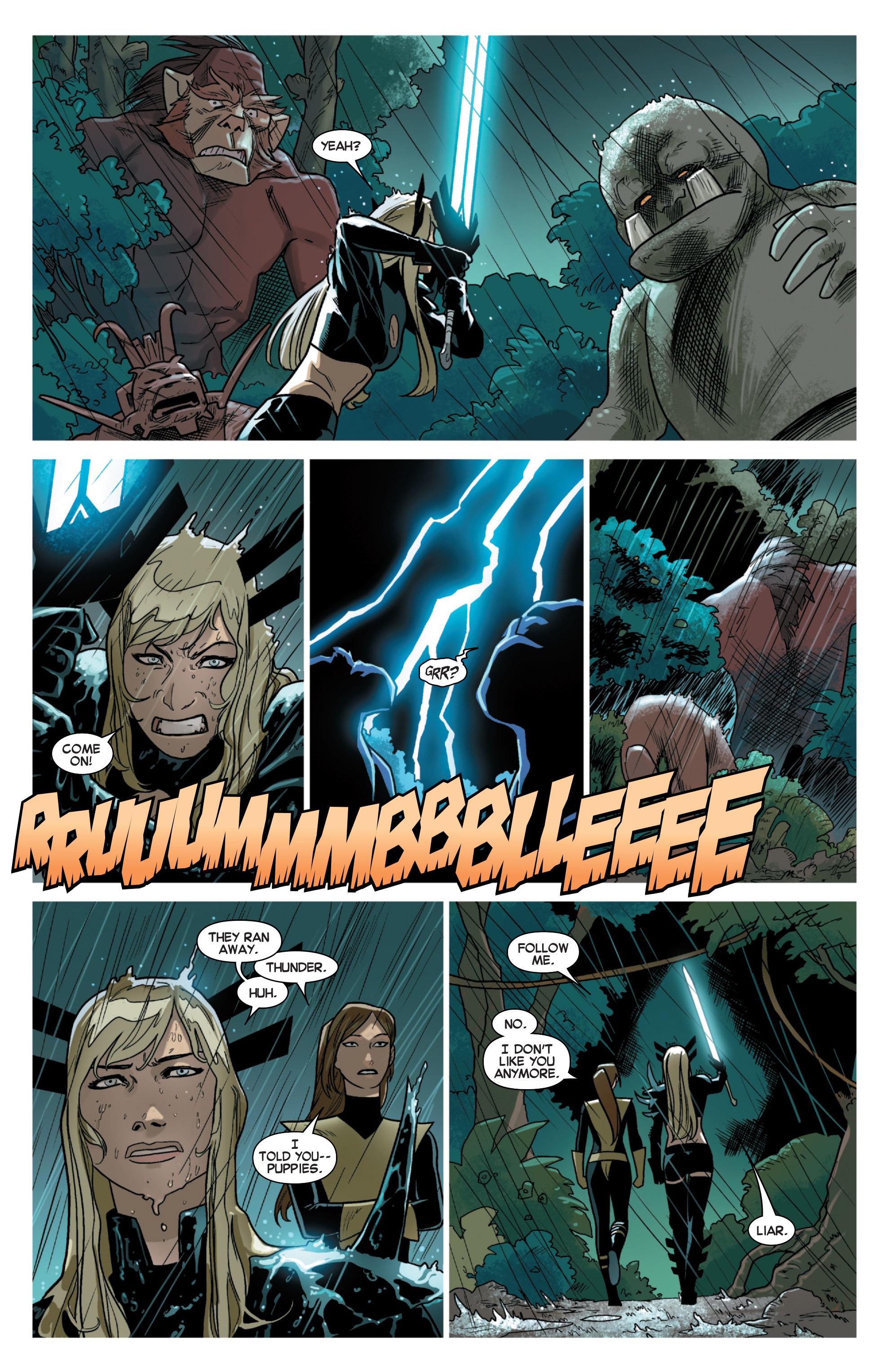 Read online Uncanny X-Men (2013) comic -  Issue #33 - 9