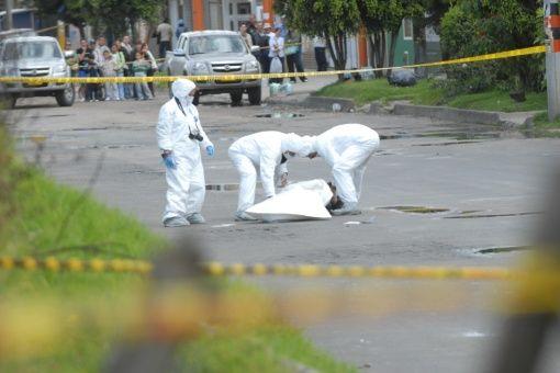 80% de los colombianos temen ser víctima de homicidio