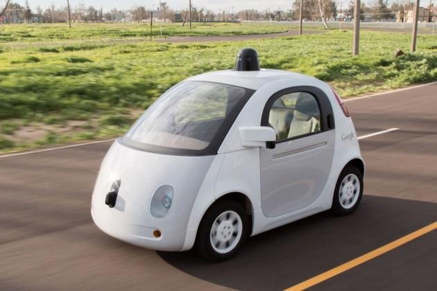 أولى صور و فيديو اصطدام سيارة جوجل الذكية