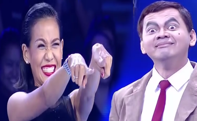 Mr bean in Thailand's got talent