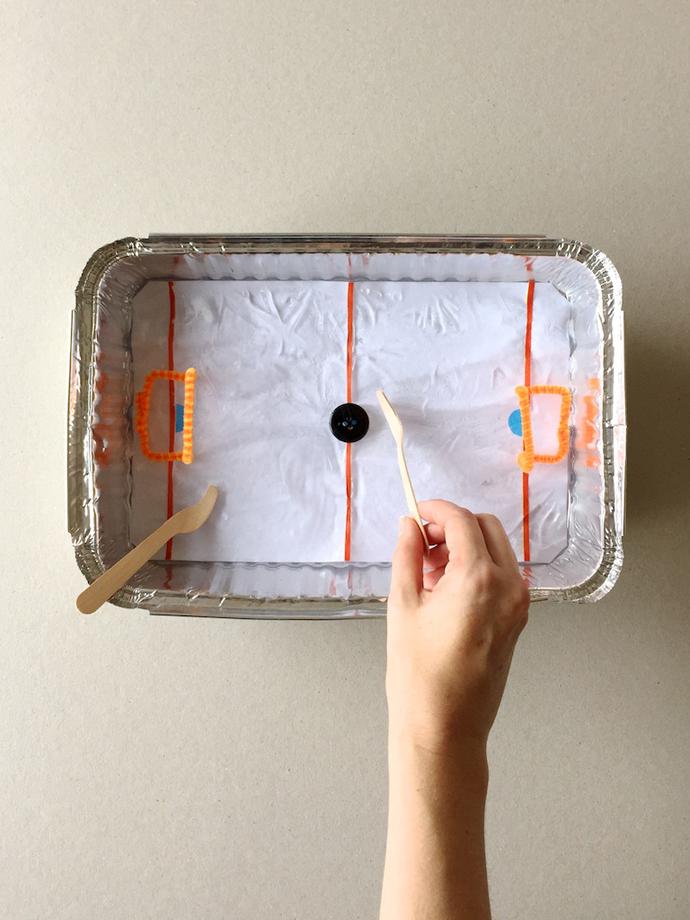 Eishockey Tischspiel
