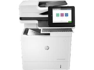 Drivers da Impressora HP LaserJet M631h Download