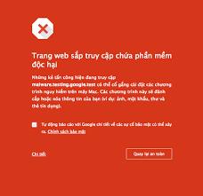 Chặn phần mềm độc hại trên trình duyệt, cửa sổ bật lên hoặc quảng cáo không mong muốn