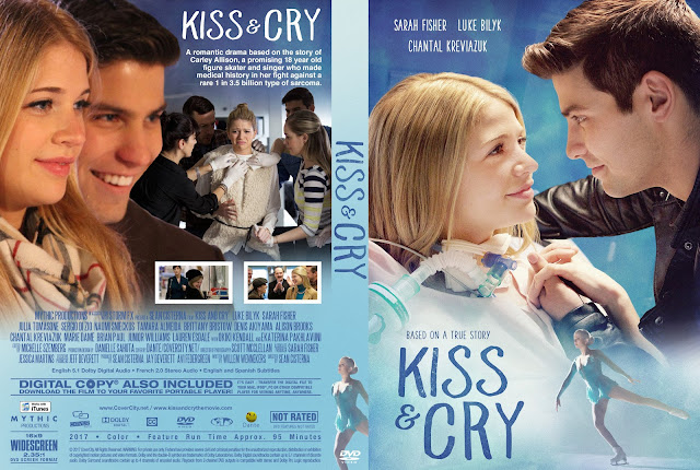 Kiss and Cry DVD Cover