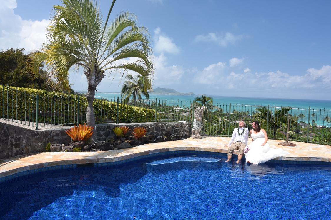 Lanikai Beach Wedding House Rental