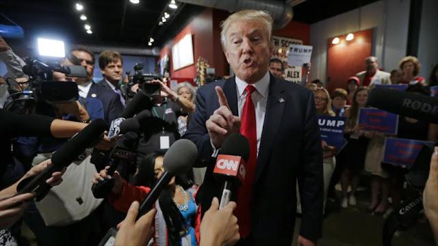 Trump considera posible una visita de la presidenta de Taiwán
