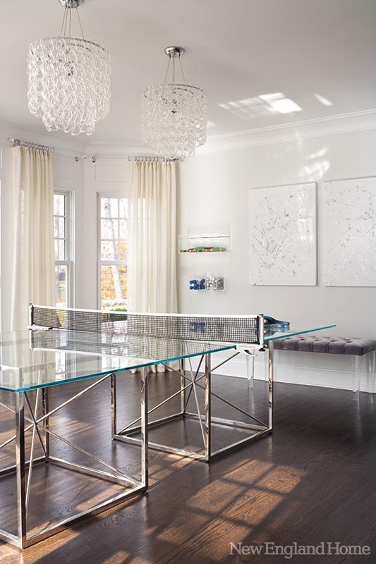 Table Tennis Room Design: Modern Ping Pong…