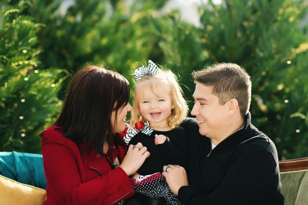 Maria Moore: The Newton Family: Christmas Tree Farm Mini