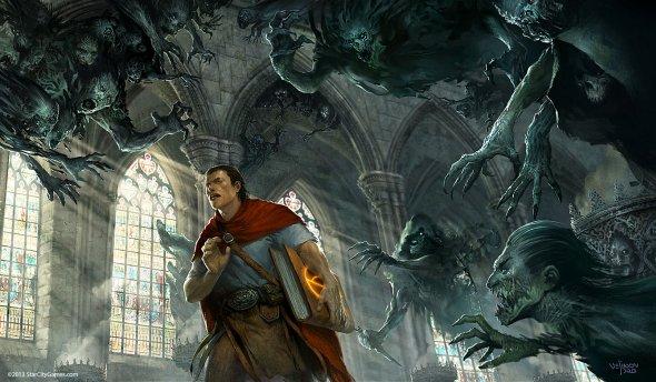 Svetlin Velinov deviantart artstation arte ilustração fantasia games