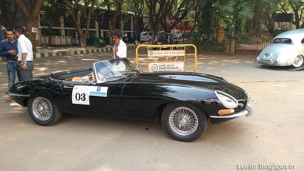 Vintage Cars Bangalore
