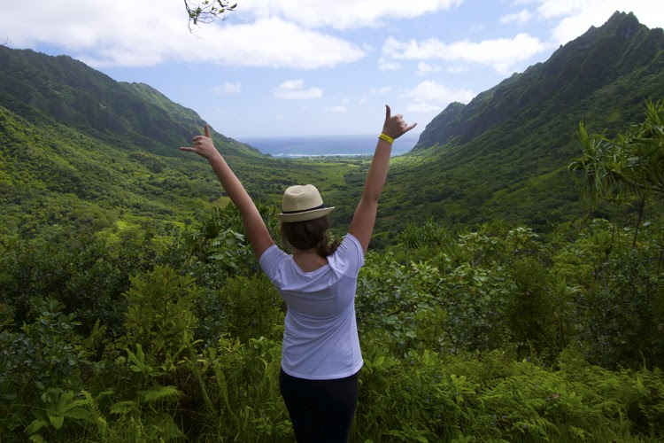 A Day at Kualoa Ranch 3 // Almost Chic