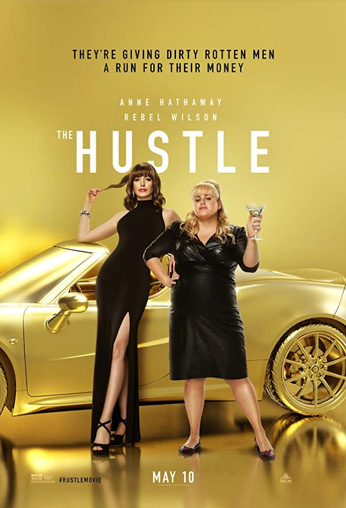 Review Filem The Hustle