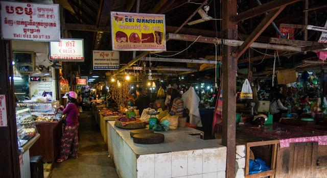 Old market Psar Chaa