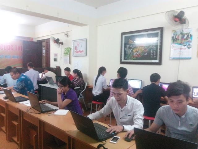 lớp học thiết kế web với php