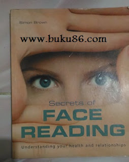 Buku Secrets of Face Reading Simon Brown
