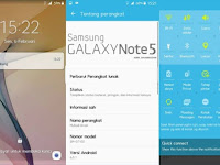 Custom ROM Note 5 V6 Samsung Galaxy Grand 2