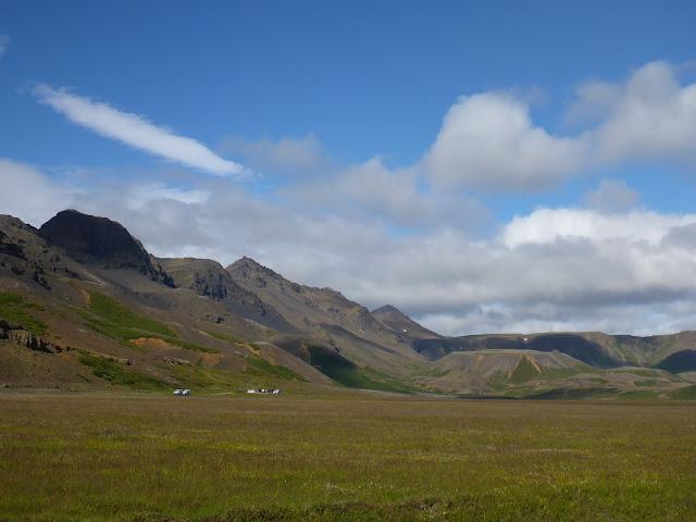 Laugarvatnshellir Islande