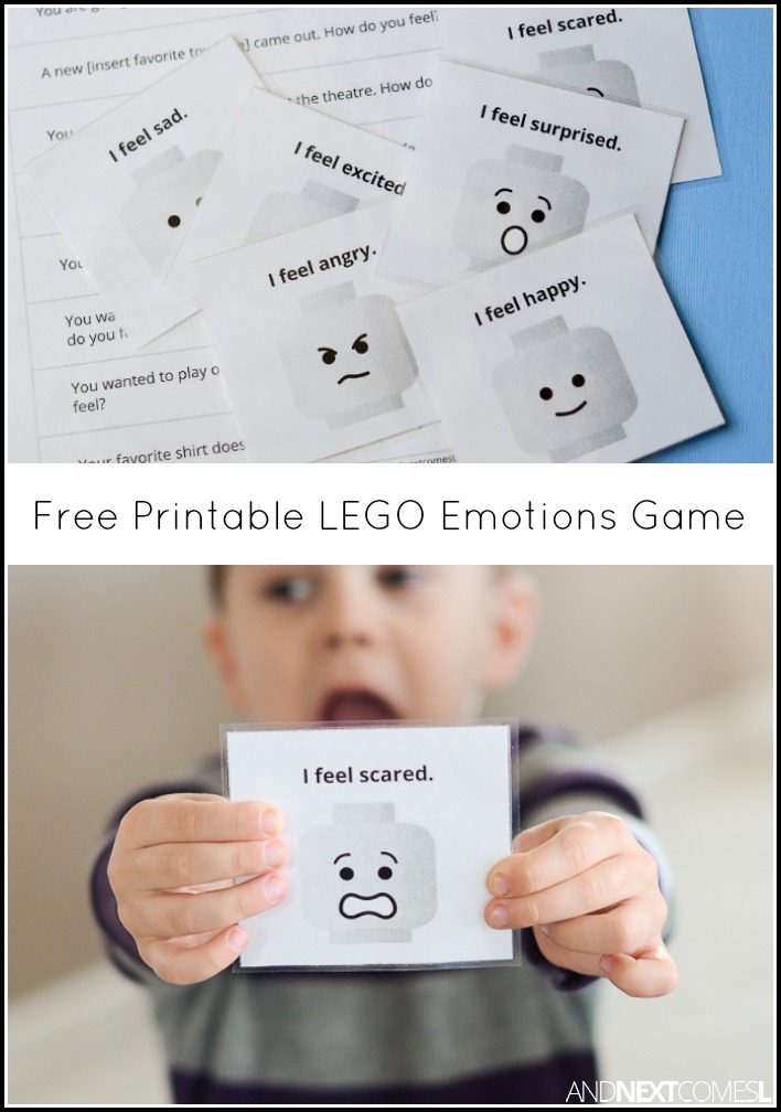 graphic about Printable Inference Games identified as Absolutely free Printable LEGO Inner thoughts Inference Video game And Upcoming Will come L