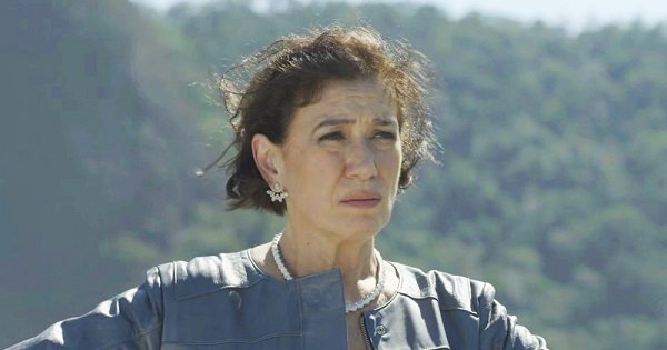 Valentina Marsalla exige que Mirtes pare de difamar o delegado (Imagem: Reprodução/TV Globo)