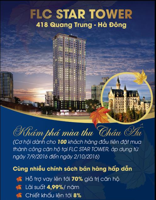 Chung cư FLC STAR TOWER