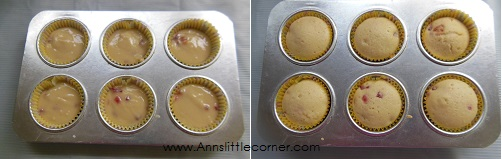 How to make Milk Muffins- Step 5
