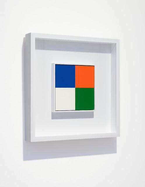 """Quattro Colori (904-78)"" (2008) by Gerhard Richter"