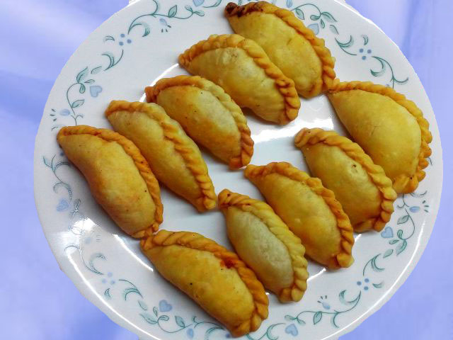 home made gujiya recipe