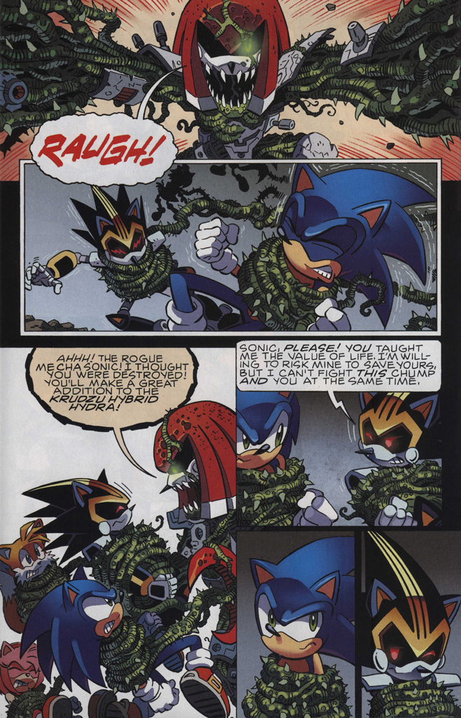 Read online Sonic The Hedgehog comic -  Issue #246 - 6