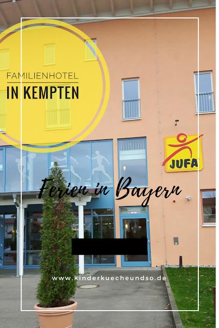 Hoteltipp: Jufa Familienhotel in Kempten