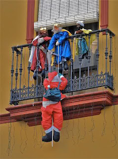 Reyes Magos vs Papa Noel Humor